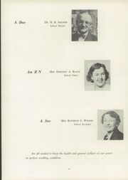 Page 10, 1953 Edition, Schwenksville High School - Lanconian Yearbook (Schwenksville, PA) online yearbook collection