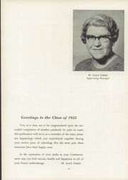 Page 12, 1953 Edition, Schwenksville High School - Lanconian Yearbook (Schwenksville, PA) online yearbook collection