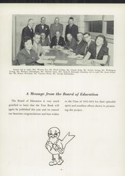 Page 13, 1953 Edition, Schwenksville High School - Lanconian Yearbook (Schwenksville, PA) online yearbook collection