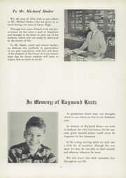 Page 9, 1953 Edition, Schwenksville High School - Lanconian Yearbook (Schwenksville, PA) online yearbook collection