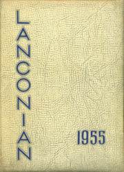 1955 Edition, Schwenksville High School - Lanconian Yearbook (Schwenksville, PA)