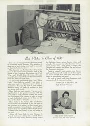 Page 11, 1955 Edition, Schwenksville High School - Lanconian Yearbook (Schwenksville, PA) online yearbook collection