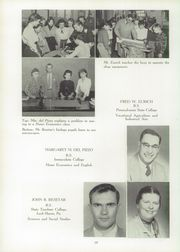 Page 14, 1955 Edition, Schwenksville High School - Lanconian Yearbook (Schwenksville, PA) online yearbook collection