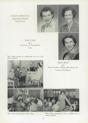Page 17, 1955 Edition, Schwenksville High School - Lanconian Yearbook (Schwenksville, PA) online yearbook collection