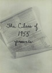 Page 5, 1955 Edition, Schwenksville High School - Lanconian Yearbook (Schwenksville, PA) online yearbook collection