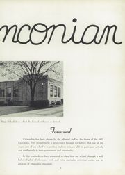 Page 7, 1955 Edition, Schwenksville High School - Lanconian Yearbook (Schwenksville, PA) online yearbook collection