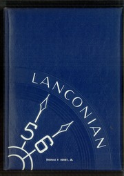 1956 Edition, Schwenksville High School - Lanconian Yearbook (Schwenksville, PA)