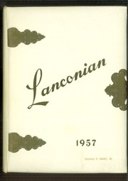 1957 Edition, Schwenksville High School - Lanconian Yearbook (Schwenksville, PA)