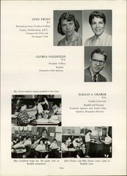 Page 13, 1957 Edition, Schwenksville High School - Lanconian Yearbook (Schwenksville, PA) online yearbook collection