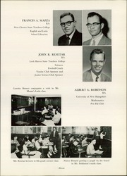 Page 15, 1957 Edition, Schwenksville High School - Lanconian Yearbook (Schwenksville, PA) online yearbook collection