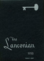 1958 Edition, Schwenksville High School - Lanconian Yearbook (Schwenksville, PA)