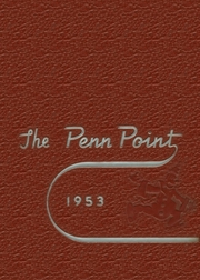 1953 Edition, Penn Joint High School - Penn Point Yearbook (Claridge, PA)