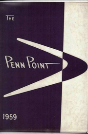 1959 Edition, Penn Joint High School - Penn Point Yearbook (Claridge, PA)