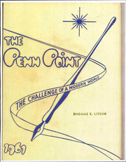 1961 Edition, Penn Joint High School - Penn Point Yearbook (Claridge, PA)