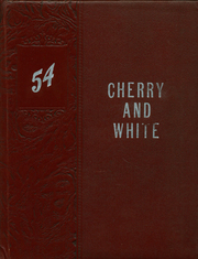 1954 Edition, Renovo High School - Cherry and White Yearbook (Renovo, PA)