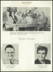 Page 10, 1955 Edition, Renovo High School - Cherry and White Yearbook (Renovo, PA) online yearbook collection