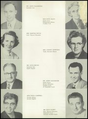 Page 12, 1955 Edition, Renovo High School - Cherry and White Yearbook (Renovo, PA) online yearbook collection