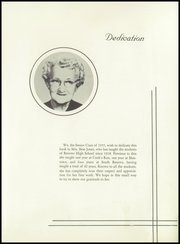 Page 7, 1955 Edition, Renovo High School - Cherry and White Yearbook (Renovo, PA) online yearbook collection