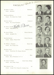 Page 14, 1941 Edition, Sewickley High School - Sewickley Yearbook (Herminie, PA) online yearbook collection