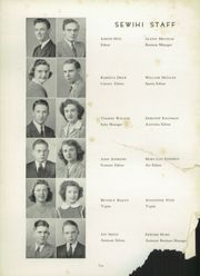 Page 12, 1943 Edition, Sewickley High School - Sewickley Yearbook (Herminie, PA) online yearbook collection