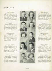 Page 16, 1943 Edition, Sewickley High School - Sewickley Yearbook (Herminie, PA) online yearbook collection