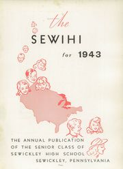 Page 7, 1943 Edition, Sewickley High School - Sewickley Yearbook (Herminie, PA) online yearbook collection