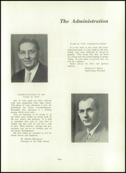 Page 13, 1954 Edition, Sewickley High School - Sewickley Yearbook (Herminie, PA) online yearbook collection