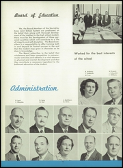 Page 14, 1958 Edition, Sewickley High School - Sewickley Yearbook (Herminie, PA) online yearbook collection