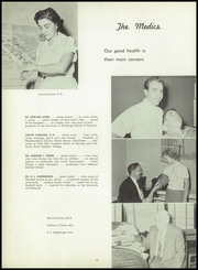Page 16, 1958 Edition, Sewickley High School - Sewickley Yearbook (Herminie, PA) online yearbook collection