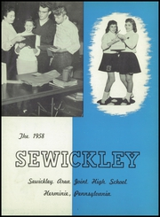 Page 7, 1958 Edition, Sewickley High School - Sewickley Yearbook (Herminie, PA) online yearbook collection