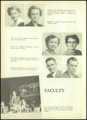 Page 10, 1953 Edition, East McKeesport High School - East Port Yearbook (East McKeesport, PA) online yearbook collection