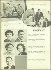 Page 12, 1953 Edition, East McKeesport High School - East Port Yearbook (East McKeesport, PA) online yearbook collection