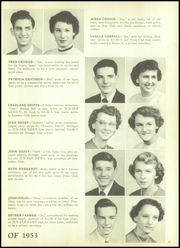 Page 15, 1953 Edition, East McKeesport High School - East Port Yearbook (East McKeesport, PA) online yearbook collection