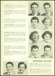 Page 16, 1953 Edition, East McKeesport High School - East Port Yearbook (East McKeesport, PA) online yearbook collection