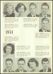 Page 15, 1954 Edition, East McKeesport High School - East Port Yearbook (East McKeesport, PA) online yearbook collection