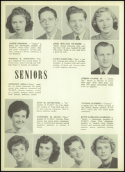 Page 16, 1954 Edition, East McKeesport High School - East Port Yearbook (East McKeesport, PA) online yearbook collection