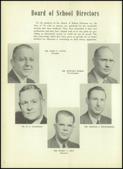 Page 8, 1954 Edition, East McKeesport High School - East Port Yearbook (East McKeesport, PA) online yearbook collection
