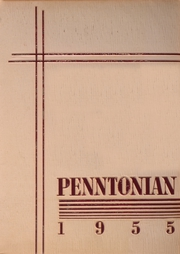 1955 Edition, Penn Hall High School - Penntonian Yearbook (Chambersburg, PA)