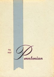 1957 Edition, Penn Hall High School - Penntonian Yearbook (Chambersburg, PA)