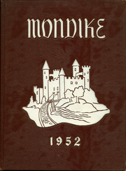 Page 1, 1952 Edition, Masontown High School - Mondike Yearbook (Masontown, PA) online yearbook collection