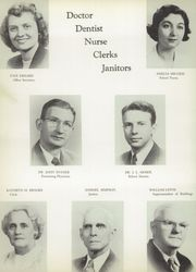Page 12, 1952 Edition, Masontown High School - Mondike Yearbook (Masontown, PA) online yearbook collection
