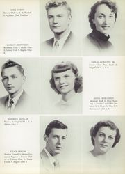 Page 15, 1952 Edition, Masontown High School - Mondike Yearbook (Masontown, PA) online yearbook collection