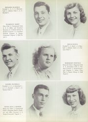 Page 17, 1952 Edition, Masontown High School - Mondike Yearbook (Masontown, PA) online yearbook collection
