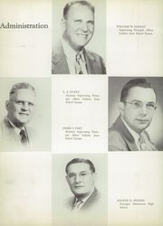 Page 8, 1952 Edition, Masontown High School - Mondike Yearbook (Masontown, PA) online yearbook collection