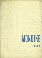 Page 1, 1953 Edition, Masontown High School - Mondike Yearbook (Masontown, PA) online yearbook collection