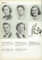 Page 16, 1953 Edition, Masontown High School - Mondike Yearbook (Masontown, PA) online yearbook collection