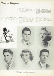 Page 17, 1953 Edition, Masontown High School - Mondike Yearbook (Masontown, PA) online yearbook collection