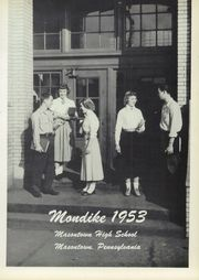 Page 7, 1953 Edition, Masontown High School - Mondike Yearbook (Masontown, PA) online yearbook collection