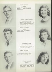 Page 16, 1958 Edition, Masontown High School - Mondike Yearbook (Masontown, PA) online yearbook collection