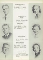 Page 17, 1958 Edition, Masontown High School - Mondike Yearbook (Masontown, PA) online yearbook collection